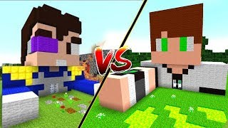 Download CASA DO BEN 10 VS CASA DE VEGETA DO INFINITO no MINECRAFT ( OMNITRIX vs VEGETA) Video