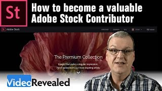 Download How to become a valuable Adobe Stock Contributor Video