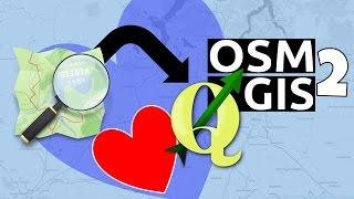 Download Importare i dati di OpenStreetMap in QGis Video
