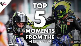 Download 2019 #MalaysianGP Top 5 Moments Video