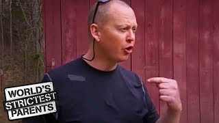 Download Arguments During Weekly Chores | World's Strictest Parents Video