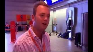 Download Drunk Passenger Peeing In Luton Airport Video