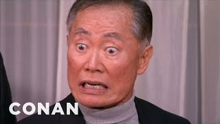 Download Come Out As Gay With George Takei - CONAN on TBS Video