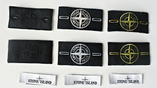 Download I bought FAKE STONE ISLAND BADGES OF EBAY | FAKE VS REAL Video