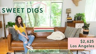 Download What $2,625 Will Get You In L.A.   Sweet Digs   Refinery29 Video