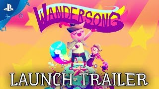 Download Wandersong - Launch Trailer | PS4 Video