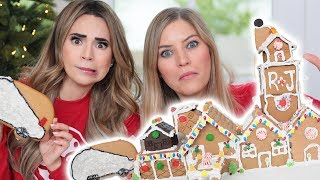 Download Combining Every Gingerbread House Into A MANSION Video