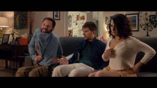 Download 'My Blind Brother' (2016) Official Trailer | Nick Kroll, Adam Scott, Jenny Slate Video