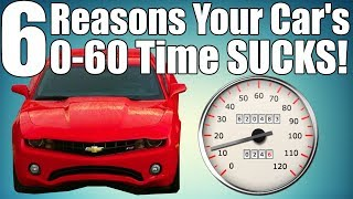 Download 6 Reasons Your Car is Slower Than Expected! Video