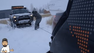 """Download """"Oh Hey There!"""" 21: Two Vehicle Pull with Snatch Block and Respool Video"""