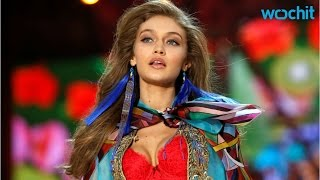 Download Gigi Hadid Plays off Wardrobe Malfunction Like a Pro Video