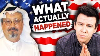 Download What ACTUALLY Happened To Khashoggi, Why It Matters, & What Happens Next? Video