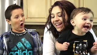 Download DIY 🍝 SPAGHETTI Ice Cream 🍨 Dessert! 🍦 YUM! (FUNnel Vision Kids Cooking Recipes 🍧 Food VLOG) Video