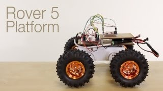 Download SparkFun Autonomous Vehicle Competition Robot Build Part 1 Video