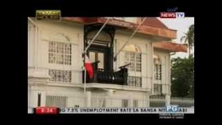 Download Secret doors and hiding places at the Aguinaldo Shrine, revealed on Powerhouse Video