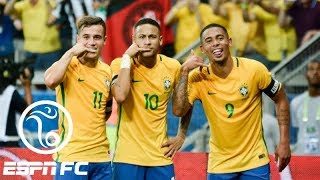Download Brazil World Cup roster review: They look 'like a potential World Cup winner' | ESPN FC Video