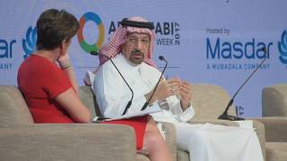 Download His Excellency Khalid A. Al-Falih with CNN's Becky Anderson ADSW 2017 Global Action Day Video