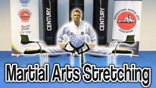 Download Martial Arts Stretching (Get High Kicks/Splits)   GNT Tutorial Video