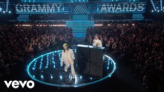 Download Billie Eilish - when the party's over (Live From The Grammys/2020) Video