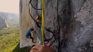 Download Alex Honnold Freeing the ″Galapagos″ Pitch (5.13b) on El Nino (Raw Footage!) Video