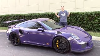 Download Here's Why the GT3RS Is the Ultimate Porsche 911 Video