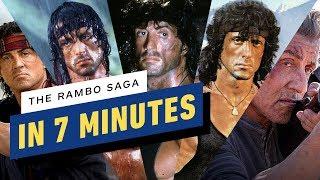 Download The Rambo Saga in 7 Minutes Video