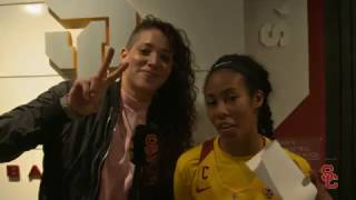 Download USC Women's Basketball - UCLA Rapid Reaction Video