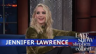 Download Jennifer Lawrence Tells Her Haters With Blogs Not To See 'Red Sparrow' Video
