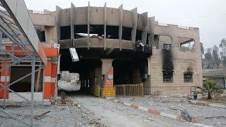 Download Mossoul: l'université reprise aux jihadistes, mais endommagée Video