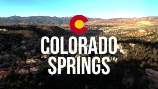 Download Colorado Springs CO City Video | Pink Realty Video