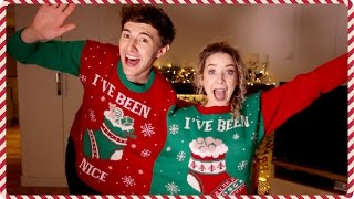 Download The Double Jumper Challenge with Mark | Zoella Video