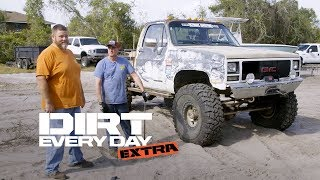 Download Florida Squarbody Chevy Rock Crawler - Dirt Every Day Extra Video