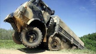 Download Super Powerful Russian Military Trucks Off Road 4WD || URAL, KAMAZ, ZIL, GAZ Video