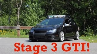 Download fineTUNED: Stage 3 MkV GTI on Meth! Low and Fast! Video