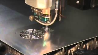 Download Cortadoras Laser de Alta Velocidad Amada - LC 3015F1 NT (6kW) Video