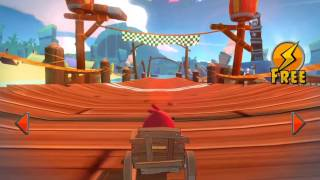 Download Angry Birds GO! Walkthrough/Gameplay iPad/iPhone/iPod/Android HD 1080p Part 1 of 3 Video