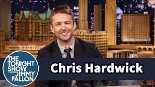 Download Chris Hardwick Bribed Tom Hanks with a Typewriter Video