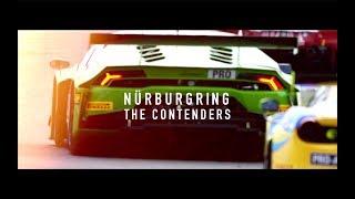 Download The Contenders - Nurburgring - Blancpain GT Series Sprint Cup 2017 Video
