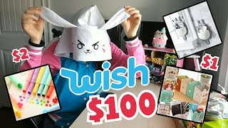 Download ☆ EXPECTATION vs REALITY || $100 on Wish! + GIVEAWAY ☆ Video
