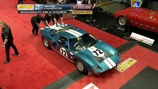 Download $7 Million 1964 Ford GT40 Prototype - Mecum Auctions Video