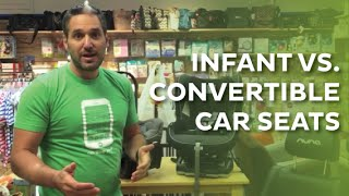 Download What is the Difference Between Infant Car Seats & Convertible Car Seats? Video