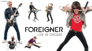 Download FOREIGNER ″Urgent″ Live HD LIVE IN CHICAGO Video