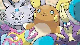 Download The Best and Worst New Pokemon in Sun and Moon Video