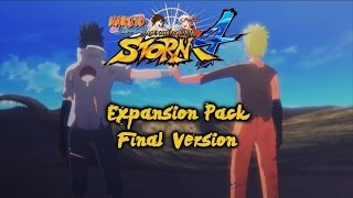 Download Naruto Ultimate Ninja Storm 4 Mod : Expansion Pack Final Video