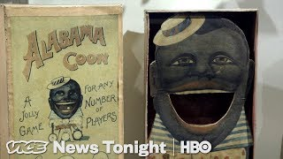 Download The Nations Biggest Collection Of Racist Objects Are All In A Michigan College Basement (HBO) Video
