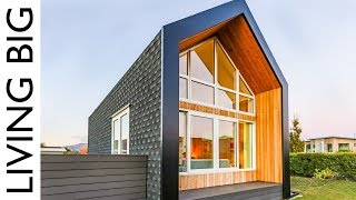 Download Tiny House Concept Adapted Into Amazing Modern Home Video