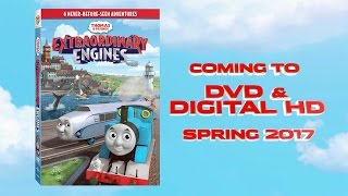 Download ″Extraordinary Engines″ Coming Soon! | Extraordinary Engines | Thomas & Friends Video