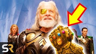 Download Marvel Theory: Did Odin Collect All The Infinity Stones First? Video