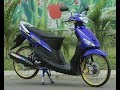 Download Modifikasi Yamaha MIO Lawas Thailook Style Video
