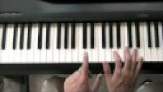 Download Bossa Nova Jazz Samba Groove - Advanced Piano Lesson Video